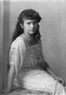 Anastasia Nikolaevna Romanova