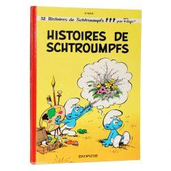 BD Histoires de Schtroumpfs - Peyo Dupuis