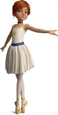 Ballerina : Félicie