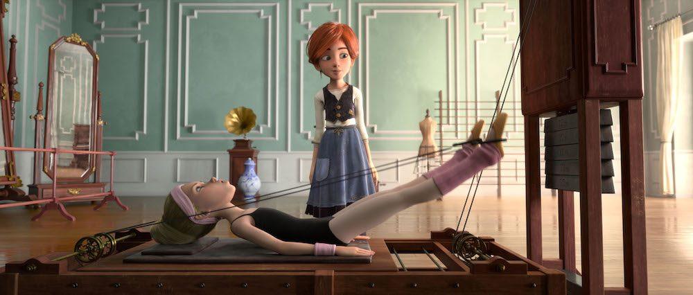 Ballerina : Felicie et Camille