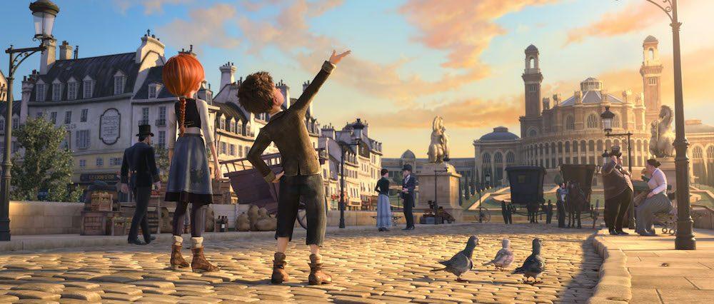 Ballerina : Arrivée à Paris