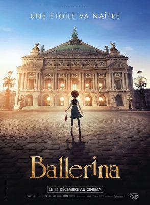 Ballerina : Poster