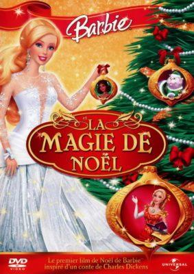 Barbie et la Magie de Noël (affiche)