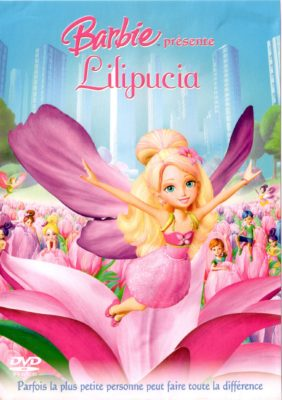 Barbie présente Lilipucia (affiche)