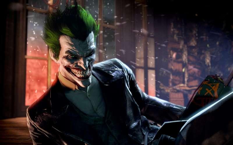 Batman Arkham Origins : Joker