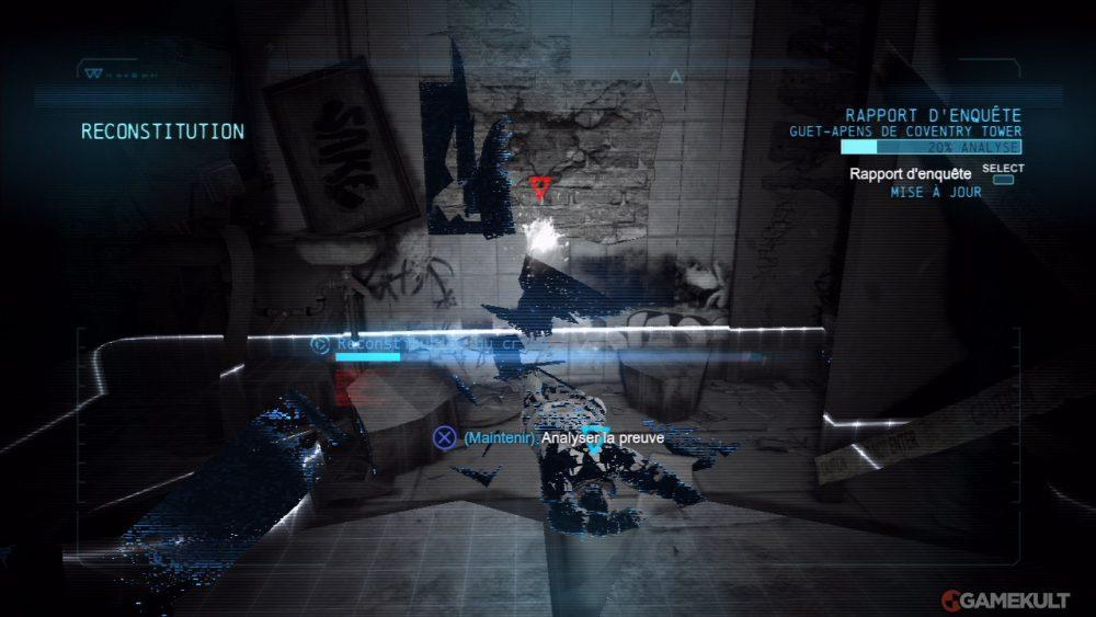 Batman Arkham Origins : Les enquêtes