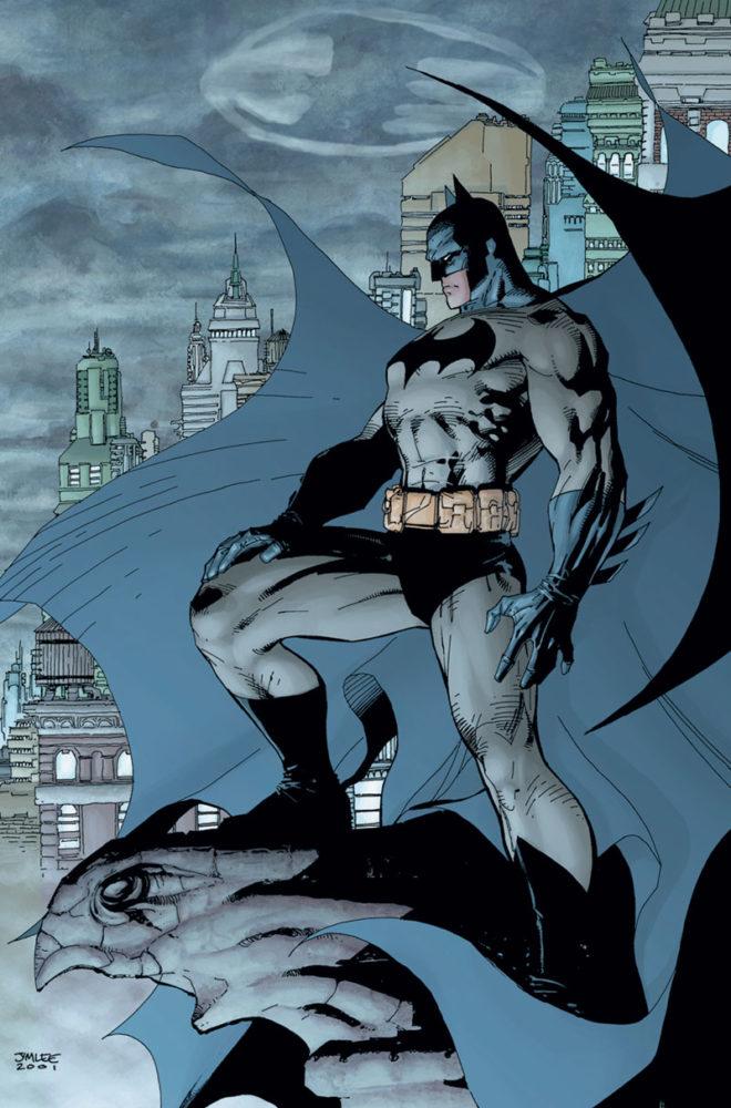 Batman, ce super-héros de BD