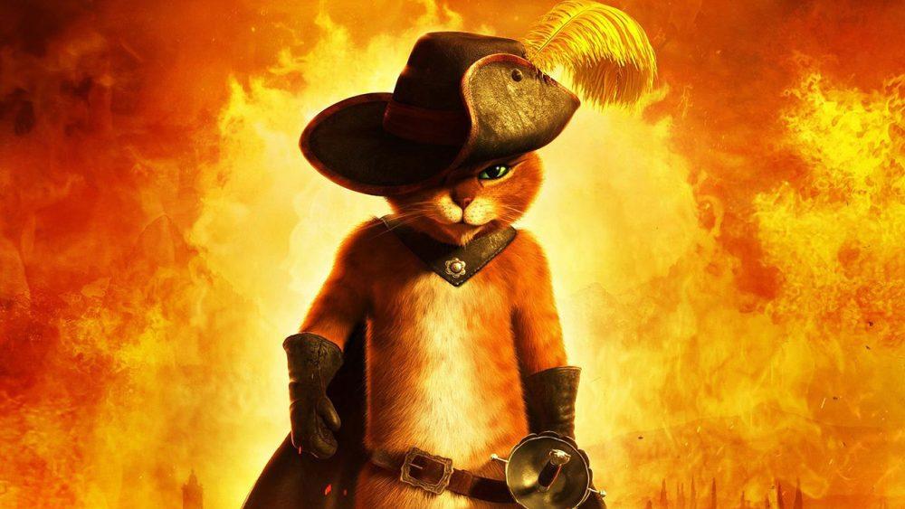 Le Chat Potté (DreamWorks)