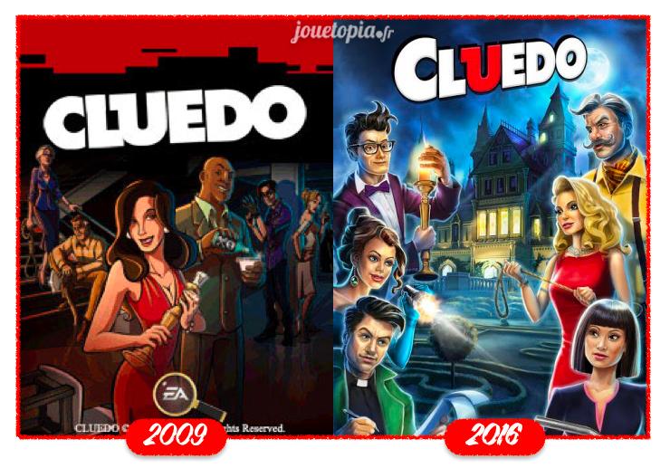 Cluedo Jeux Mobile