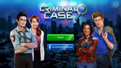 Criminal Case : Jeu mobile