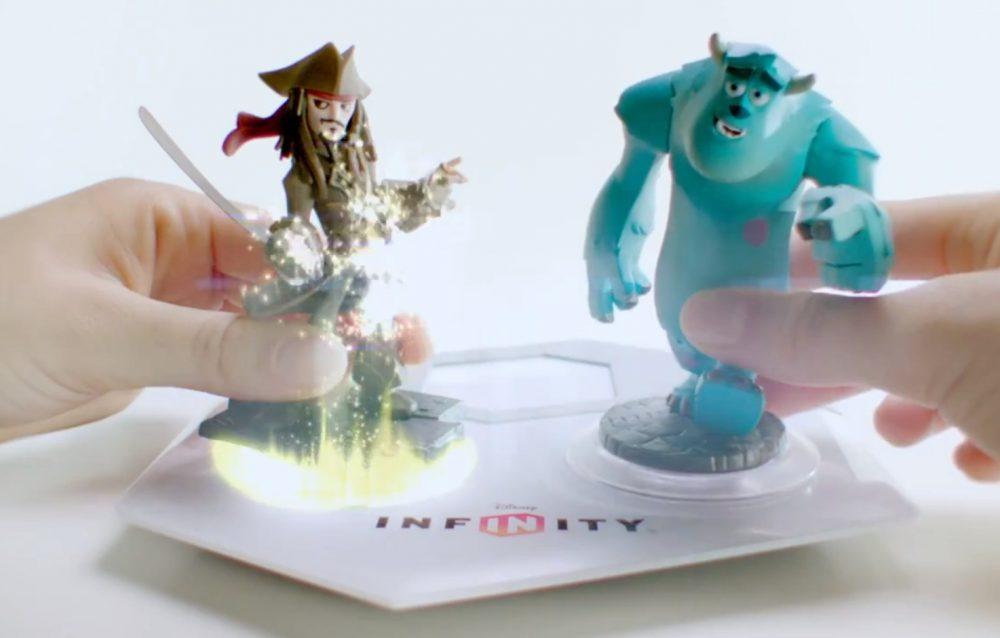 Disney Infinity : le jeu jouet