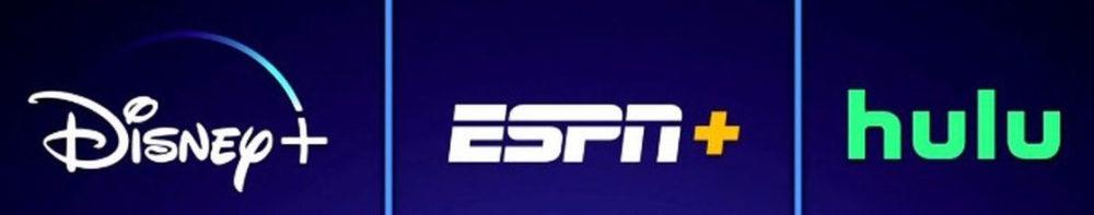 Disney Plus + Hulu + ESPN Plus