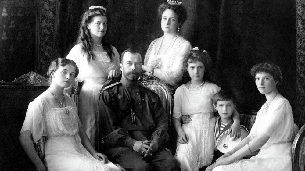 Famille impériale de Russie : les Romanov