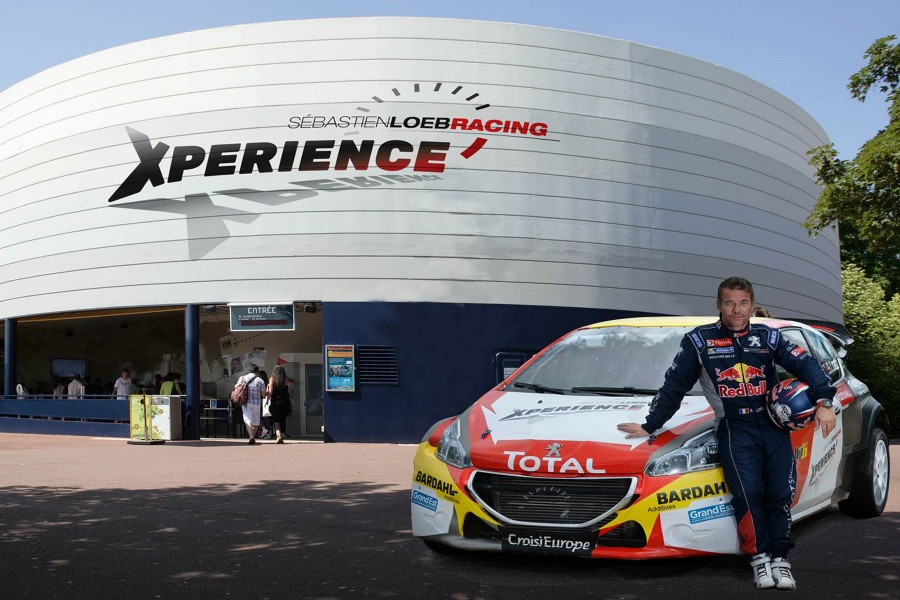 Futuroscope : Sébastien Loeb Racing Xperience