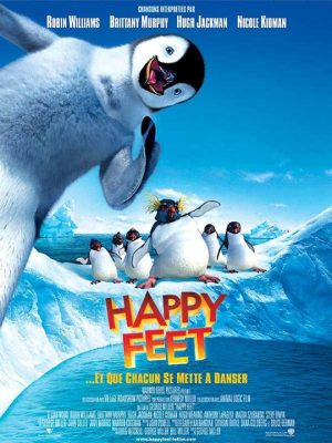 Happy Feet (affiche française)