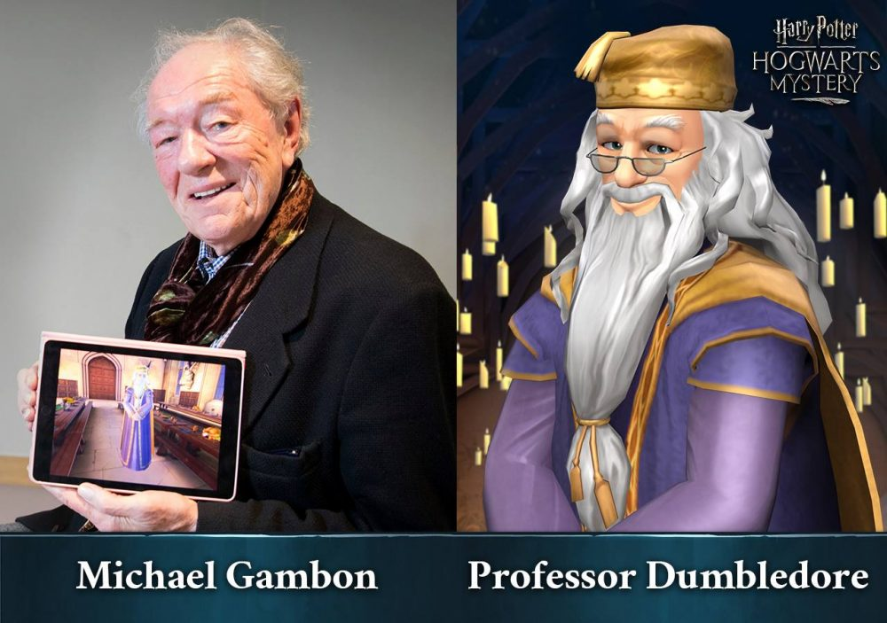 Harry Potter Hogwarts Mystery : Dumbledore