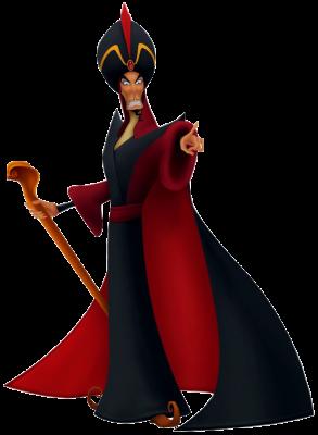 Jafar dans Kingdom Hearts 2