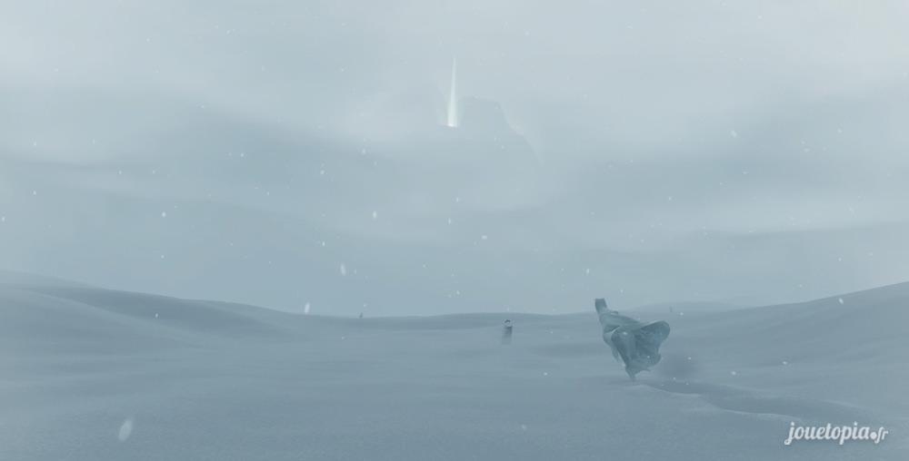Journey dans la neige