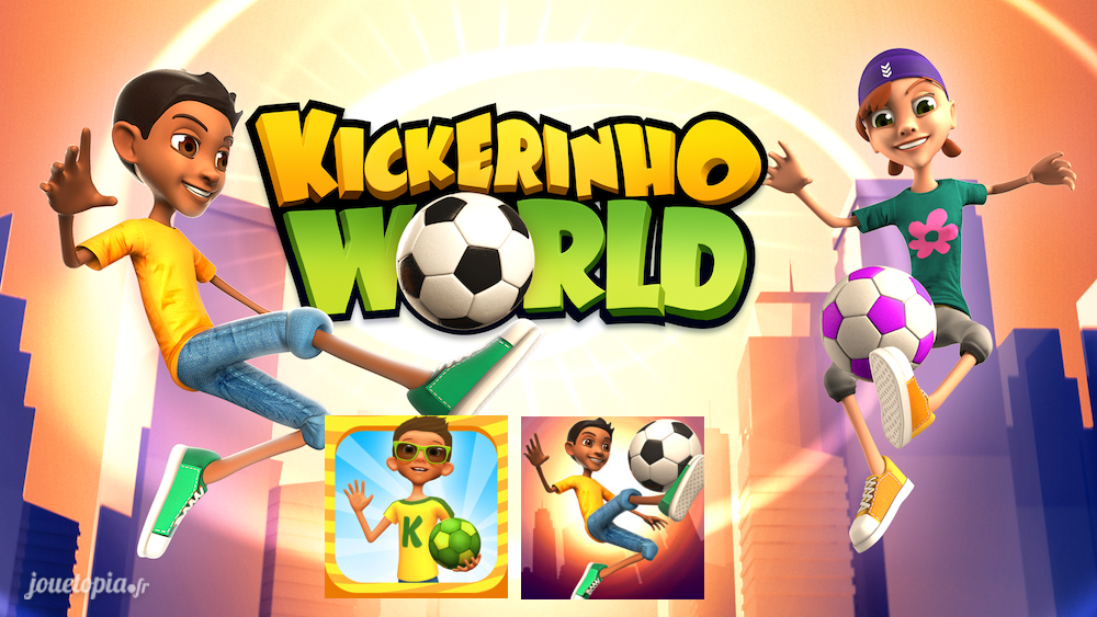 Kickerino World
