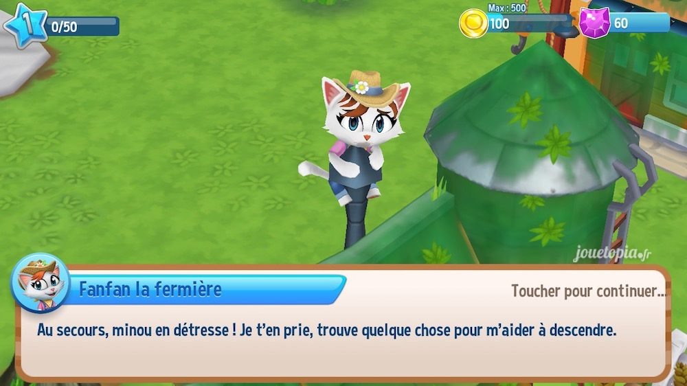 Kitty City : Sauvez les chats !