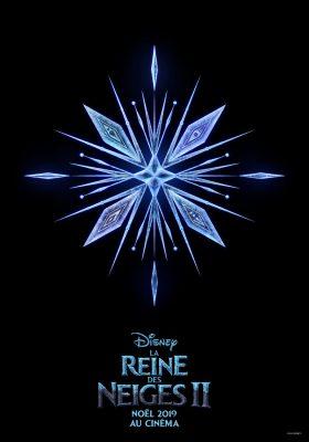 La Reine des Neiges 2 : Affiche française