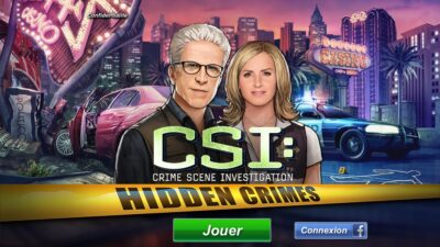 Les Experts CSI : Hidden Crimes