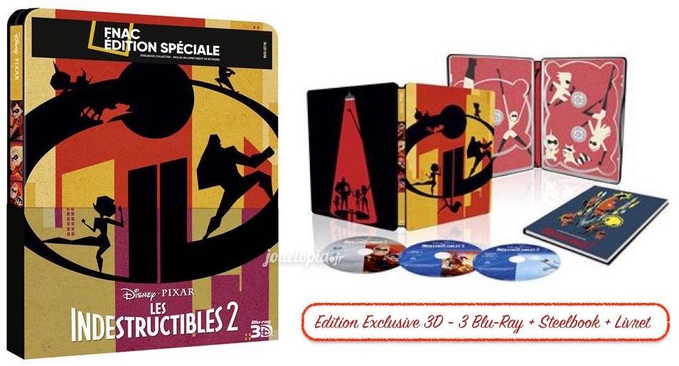 Les Indestructibles 2 - Edition Spéciale Fnac