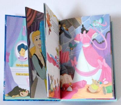 Livre Cendrillon Disney Mickey Club (édition 2007)