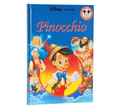 Livre Pinocchio (Disney Mickey Club)