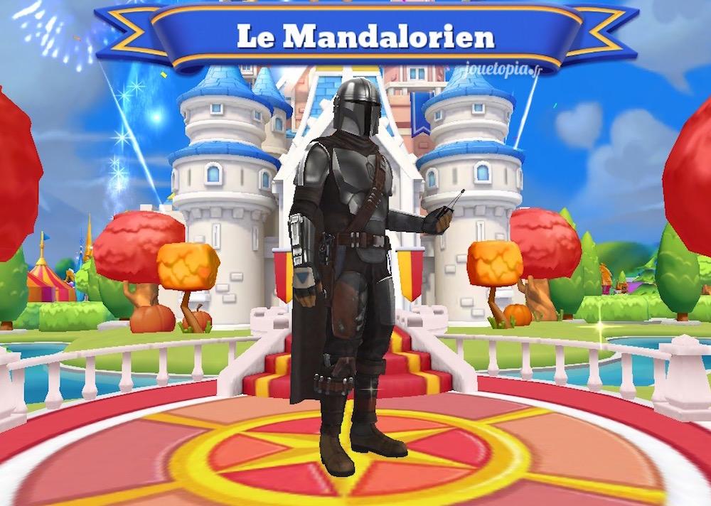 Personnage Le Mandalorien (DMK)