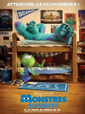 Monstres Academy (Disney / Pixar)