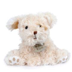 Dcudou chien crème tout doux - Histoire d'Ours