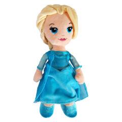 Peluche poupée Elsa La Reine des Neiges - Disney