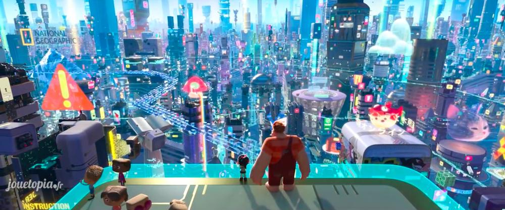 Ralph 2.0 (Disney) : Bienvenue sur Internet
