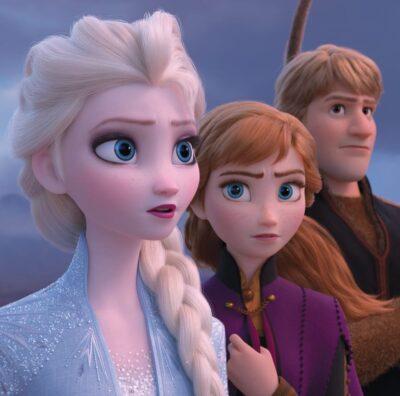 La Reine des Neiges 2 : Elsa, Anna et Kristoff