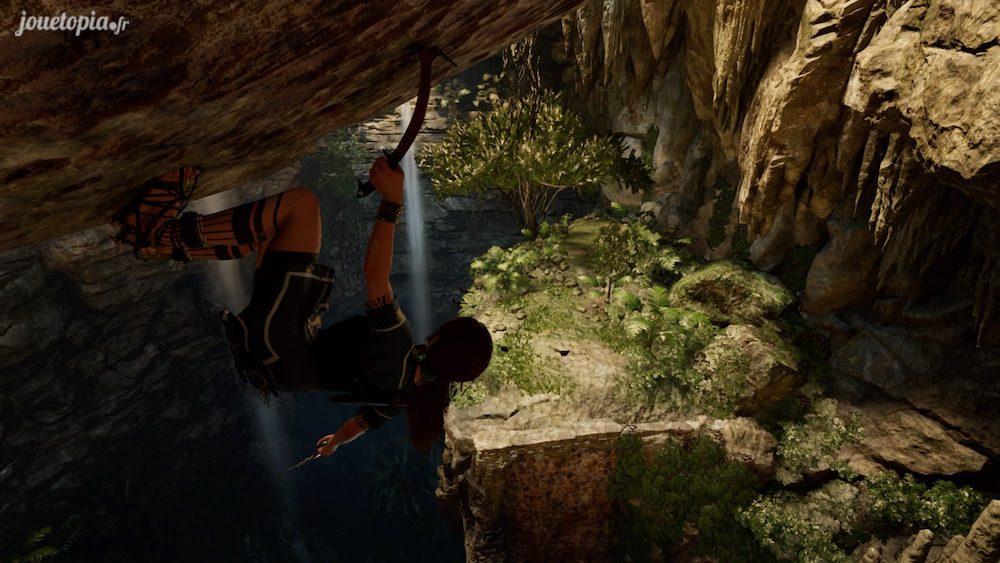 Lara Croft l'aventurière