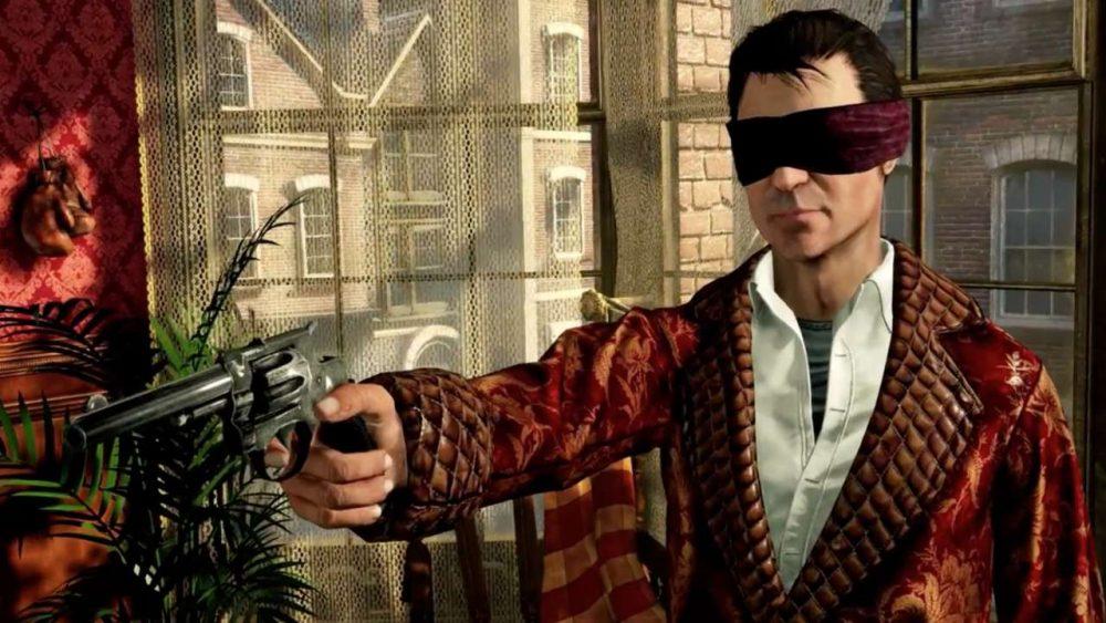 Sherlock Holmes : Crimes & Punishments : Sherlock