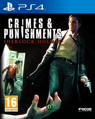 Sherlock Holmes : Crimes & Punishments sur PS4