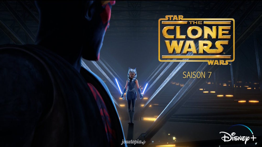 Star Wars The Clone Wars - Saison 7 sur Disney Plus