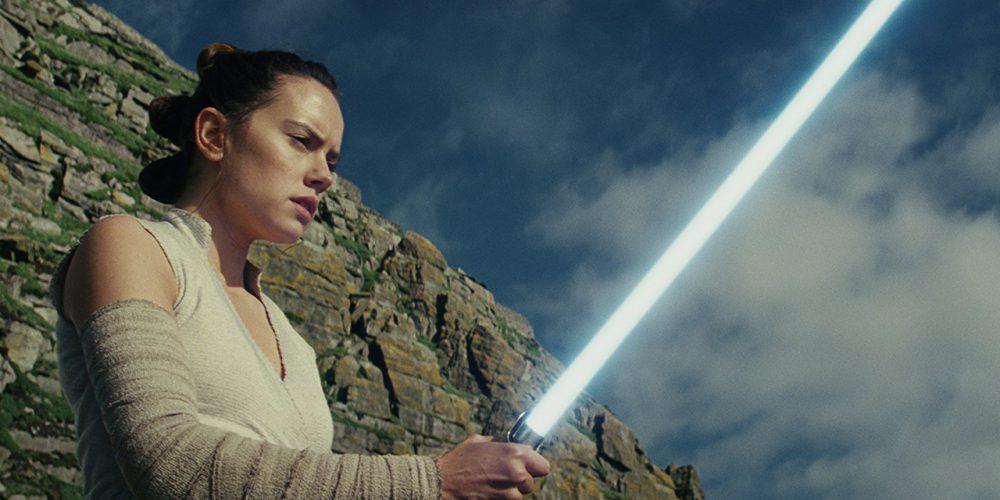 Rey dans Star Wars VIII Les Derniers Jedi