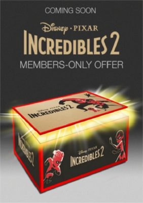 The Incredibles 2 - Coffret Collector