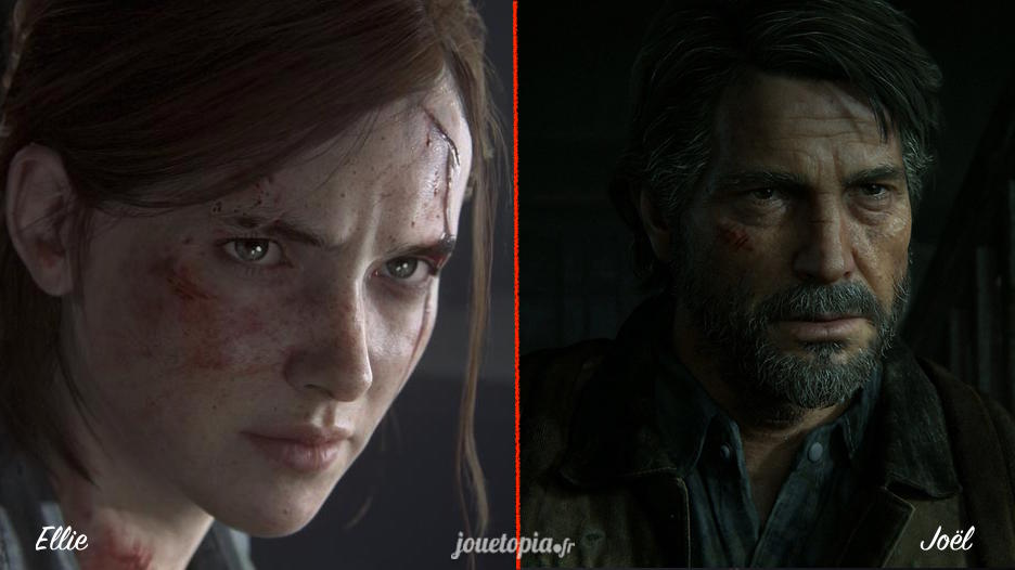 The Last of US 2 : Ellie et Joël