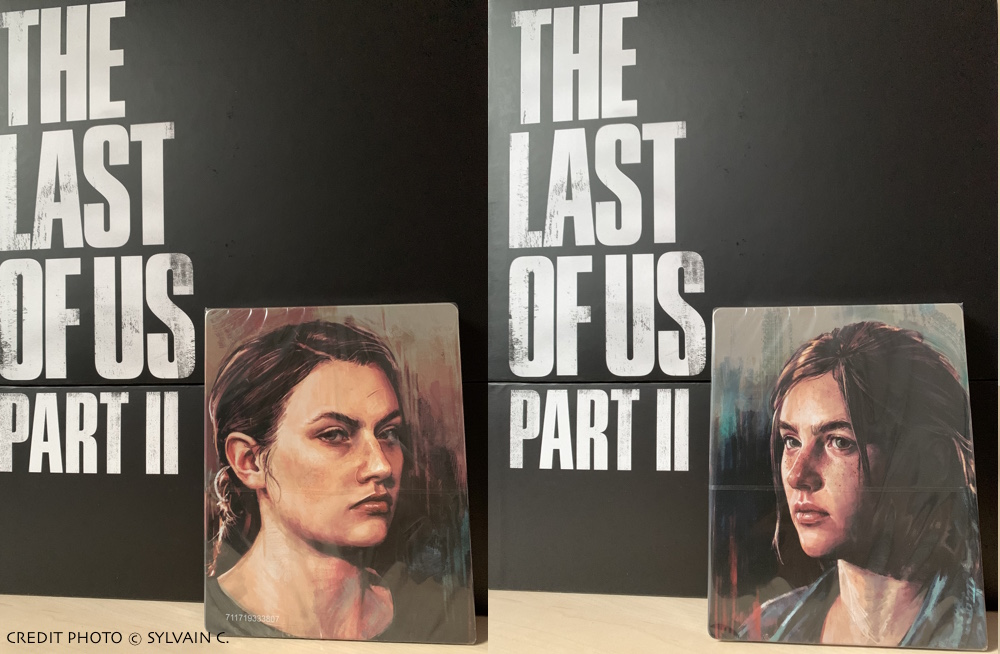 Steelbok The Last of US 2