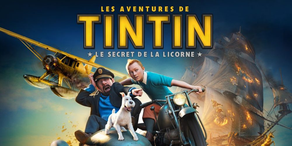 Tintin et le Secret de la Licorne (film d'animation, 2011)