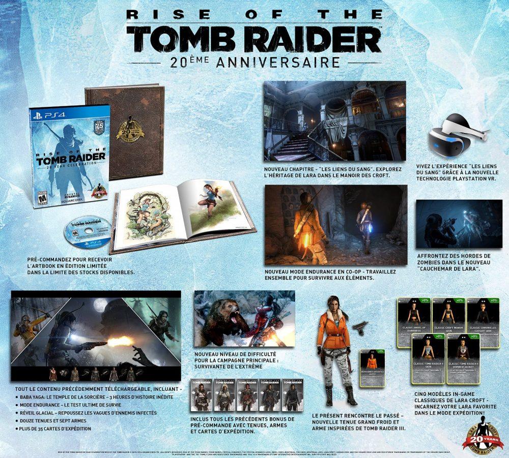 Tomb Raider sur PS4
