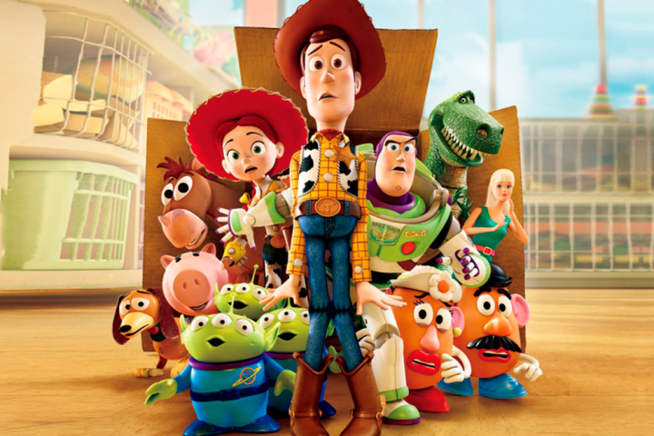 Personnages de Toy Story