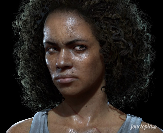 Nadine Ross dans Uncharted™ 4 : A Thief's End