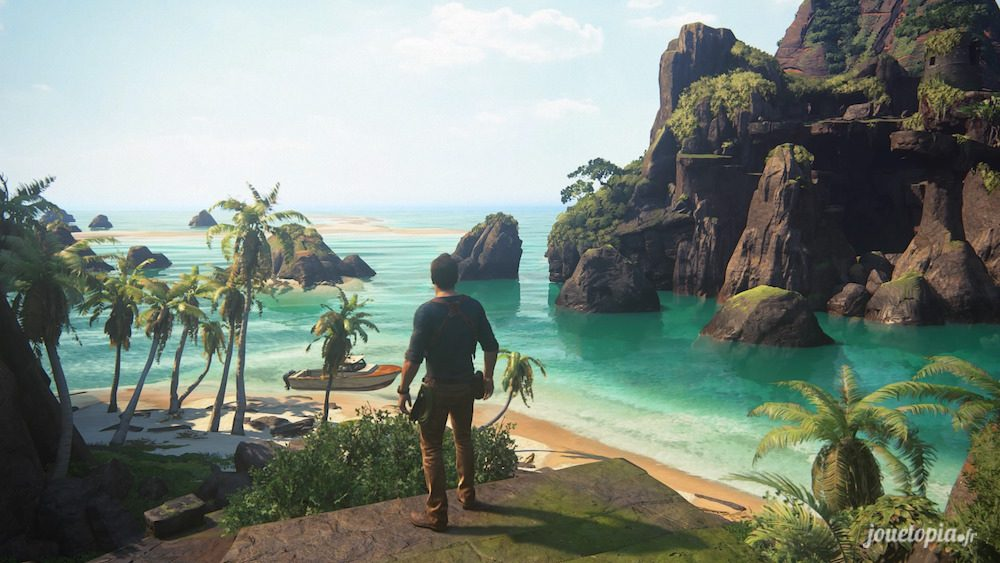 Nathan Drake dans Uncharted™ 4 : A Thief's End