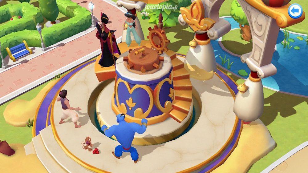 DMK Aladdin : Vaincre Jafar !