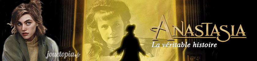 Anastasia, la véritable histoire